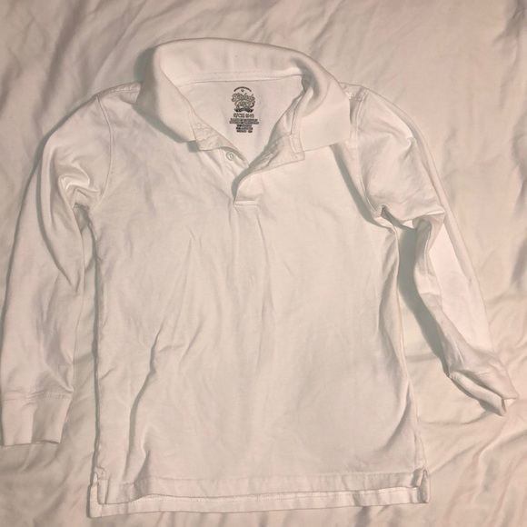 Faded Glory Other - Collar long sleeve shirt